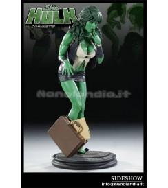 ST Marvel - She Hulk - Statue