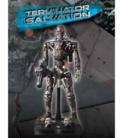 "TERMINATOR SALV 12"" T-600 ENDO 1/6 SIGN"