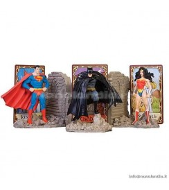 """ST DC - Trinity Bookends - 8"""" Statue"""