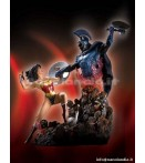 WONDER WOMAN VS ARES STATUE