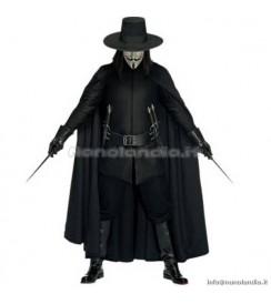 ST V for Vendetta - Statue