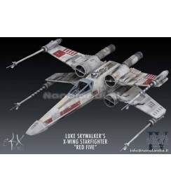 RE SW - X-Wing Star Fighter Red Five - Replica