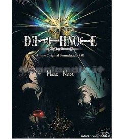 CD Death Note - Music Note