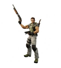 AF Resident Evil 5 S.1 - Chris Redfield