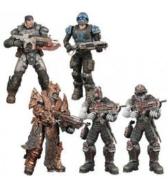 AF Gears of War S.3 - Set (5 Figures)