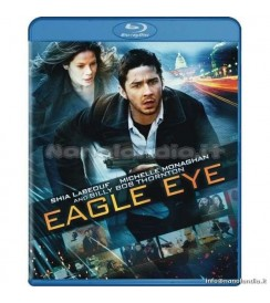 BR Eagle Eye - Blu-Ray