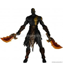 """AF God of War - Kratos Dark Odyssey Ver. - 7"""" Figure"""