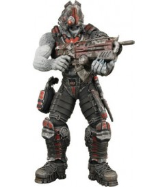 """AF Gears of War S.3 - """"Cyclops"""" Locust Drone - 7"""" Figure"""