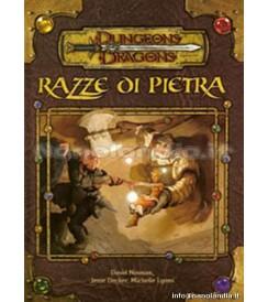 GR D&D 3.5 Ed. - Razze di Pietra