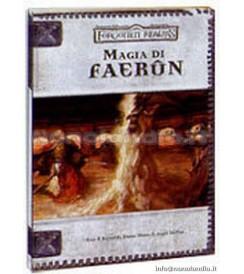 GR D&D Forgotten Realms - Magia di Faerun