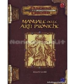 GR D&D 3.5 Ed. - Manuale delle Arti Psioniche