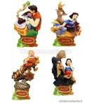 ST Walt Disney - Snow White - Art Box Set (4 Figure)