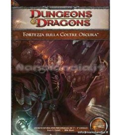 GR D&D 4.0 Ed. - Fortezza sulla Coltre Oscura