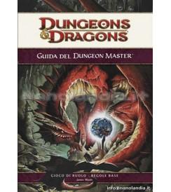 GR D&D 4.0 Ed. - Guida del Dungeon Master