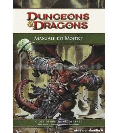 GR D&D 4.0 Ed. - Manuale dei Mostri