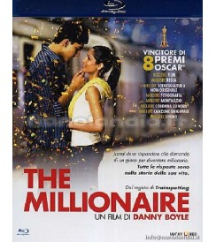 BR The Millionaire - Blu-Ray