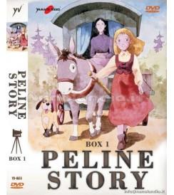 DVD Peline Story - Box Set 1 (4 DVD)