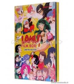 DVD Lamù - Film Box 1 (3 DVD)