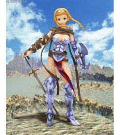 QUEEN'S BLADE LEINA EXILE WARR DX COL ST