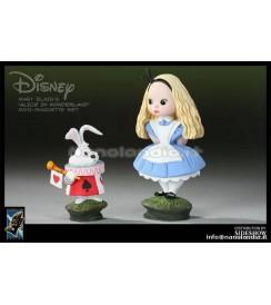 ST Walt Disney - Alice in Wonderland - Mini Maquette