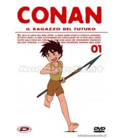 DVD Conan il Ragazzo del Futuro #1