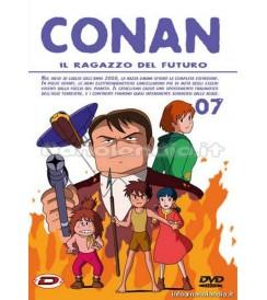 DVD Conan il Ragazzo del Futuro #7