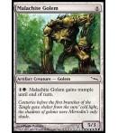 Malachite Golem