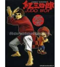 DVD Judo Boy - Box (5 DVD)