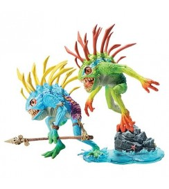AF WOW S.4 - Fish Eye & Gibbergill - Murloc 2 Pack Action Figure
