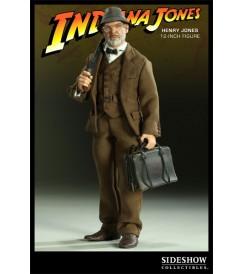 """AF Indiana Jones - Henry Jones - 12"""" Figure"""