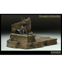 "DI Temple of Anubis - 12"" Figure Environment"