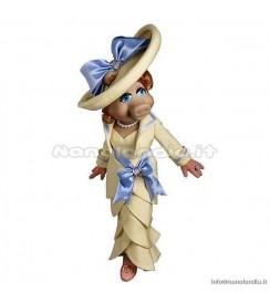 """PD The Muppets - Miss Piggy My Fair Piggy - 16"""" PVC Doll"""