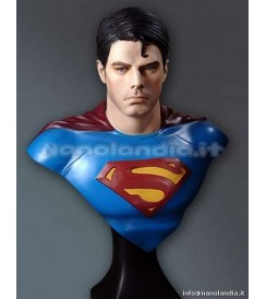 "BU Superman Returns - 23"" Lifesize Bust"