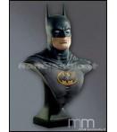 "BU Batman Classic Black - 23"" Bust"
