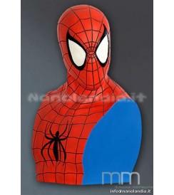 "BU Marvel - Spiderman Comic - 21"" Lifesize Bust"