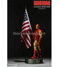 "ST Marvel - Classic Iron Man - 31"" Statue"