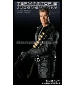 """ST Terminator 2 - T-800 - 22"""" Statue"""